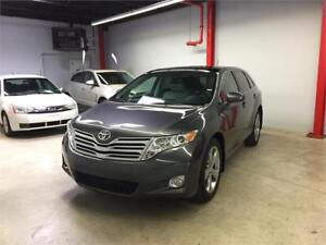 Toyota Venza 2011, AWD, CUIR, TOIT PANO, V6, FINANCEMENT RAPIDE