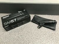 Shure SM57 Microphone *Mint Condition*