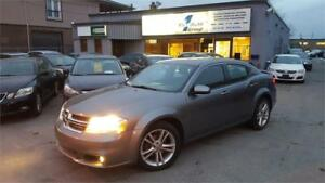 2013 Dodge Avenger SXT 6 MONTH BUMPER TO BUMPER WAR.