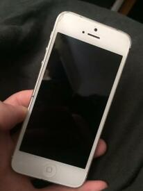 Iphone 5 64gb unlocked..needs new screen