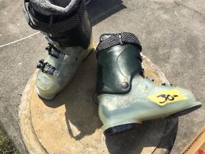 Bottes de ski pour ado Alpina Freestyle