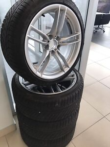 OEM BMW Winter wheels for M3 / M4