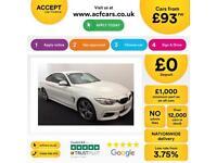 BMW 420 M Sport FROM £93 PER WEEK!