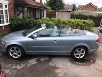 Volvo C70 convertible hard top