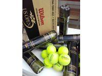 Tournament Tennis balls