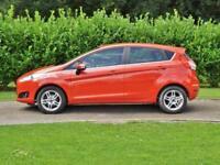 Ford Fiesta 1.2 Zetec 5dr PETROL MANUAL 2014/14