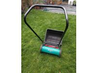 Bosch AHM 38 G manual lawnmower