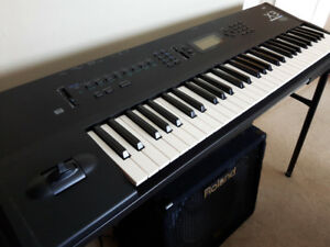 Korg X3 Professional Synthesizer Workstation