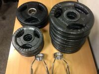 Olympic Cast Iron Plate Weights
