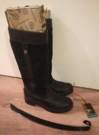 Ariat Windermere Riding Boots - Black Size 5