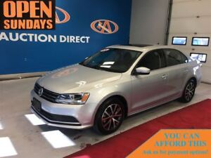 2016 Volkswagen Jetta SUNROOF! APPLE CAR PLAY! FINANCE NOW!