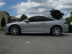 1999 Mitsubishi Eclipse GS-T Coupe (2 door)
