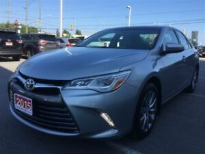 2015 Toyota Camry XLE-268 HP V6!