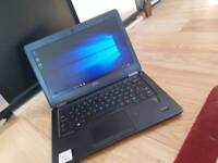 AS NEW V FAST DELL E7250 COMPACT ULTRABOOK LAPTOP 16GB RAM 512GB SSD I7 5600u quad core can deliver