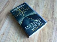 """American Gods"" by Neil Gaiman, paperback – read once"
