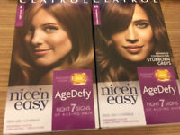 Clairol Nice'n Easy Age Defy – shades 5G and 6
