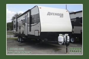 2018 FOREST RIVER Prime Time Avenger ATI 27DBS