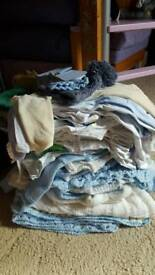 Baby boy clothes (newborn - 3months)