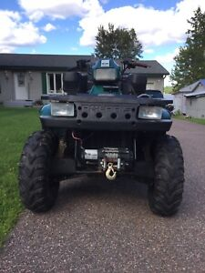 1996 Polaris Sportsman 500, 4-stroke, automatic, $ 2,799,00