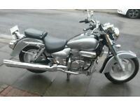 Motorbike motorcycle