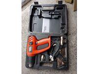 Black & Decker heat gun c/w accessories