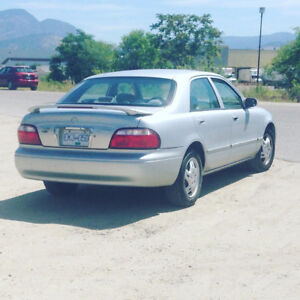 2000 Mazda 626 for sale or trade