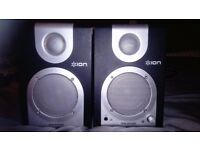 Ion iSPO4 Studio Monitors (Free P+P)