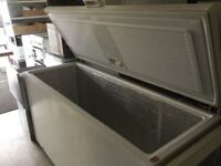 Large chest freezer and lot more white goods