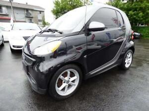 2014 SMART FORTWO PASSION (TOIT PANO, NAVI, BLUETOOTH, FULL!!!)