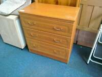 Chest of drawers #29088 £45