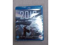 2012 BLUE RAY DVD