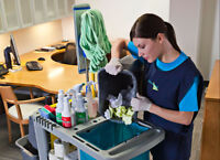 HIGH QUALITY, RELIABLE JANITORIAL SERVICES
