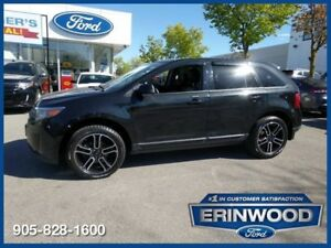 2014 Ford Edge SEL AWD APP PKG/6CYL/LTHR/PAN ROOF