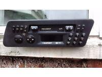 Peugeot radio