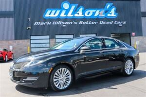2014 Lincoln MKZ NEW BRAKES! LEATHER! NAVIGATION! SUNROOF! $87/W
