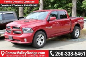 2013 RAM 1500 Sport BLUETOOTH, KEYLESS ENTRY, TOW PKG