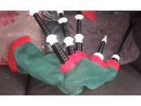 McLeod bagpipes for sale