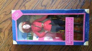 Dolls of the World RCMP Barbie