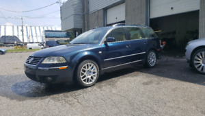 2004 VOLKSWAGEN PASSAT W8 4 MOTION. SAFETIED AND ETESTED