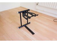 Crane stand for laptop, DJ equipment and other - VERY STURDY