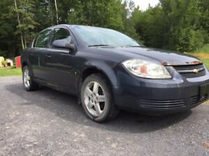 2009 Chevy cobalt as is
