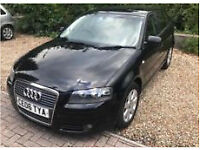 Audi A3 2.0 TDi Manual 2006 SATNAV long MOT FULL Service History £1800