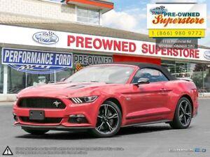 2016 Ford Mustang GT ***CALIFORNIA SPECIAL W/NAV***