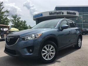 2015 Mazda CX-5 GS AWD SUNROOF, BACKUP CAM, HEATED SEATS