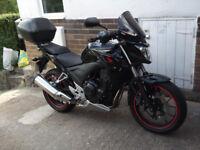 PUIG Universal Motorbike WindScreen