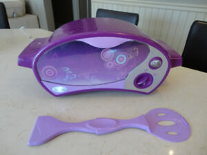 Easy Bake Oven - Purple Newer design with Spoon Pusher