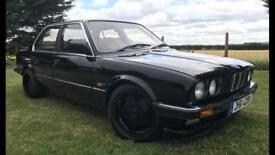 Immaculate 1984 E30 320i SE Saloon Rare Classic