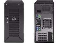 Dell PowerEdge T20 Server, Xeon E3-1225 v3, 32GB DDR3, 1TB SATA HDD,NO O/S