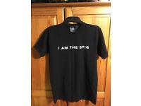I Am The Stig T Shirt