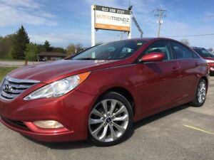 2013 Hyundai Sonata Limited Wow! Sunroof! Leather! Loaded!